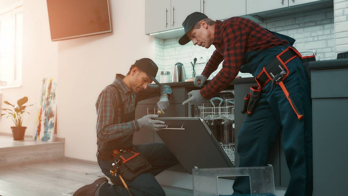 How Much is the Cost of Dishwasher Repair?